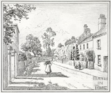 The Village Street, Bathampton c.1890-1920