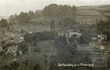 Batheaston from Fosse Lane c.1917