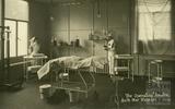 The Operating Theatre, Bath War Hospital, Bath c.1916
