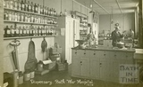 The Dispensary, Bath War Hospital, Bath c.1916