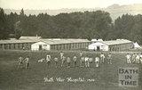 Bath War Hospital, Bath c.1917