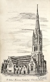 St Johns Roman Catholic Church, Bath c.1893