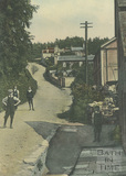 The Lower end of Quarry Hill, Box c.1908