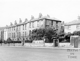 Worcester Terrace, London Road, Bath c.1940