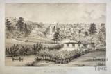 View of Bradford-on-Avon, Wiltshire c.1850