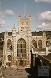 West front, Bath Abbey, Bath