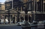 Colonnade from Union Street, Bath 1950s