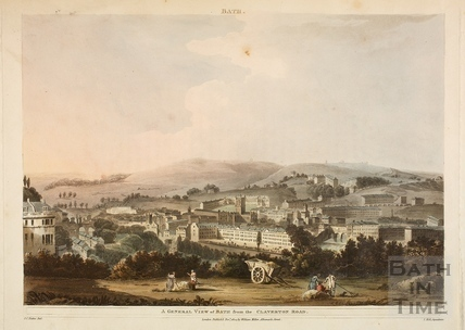 View of Bath 1804