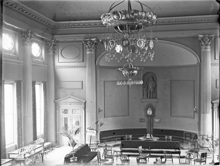 Interior, Grand Pump Room, Bath c.1903