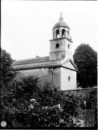 Woolley Church c.1903