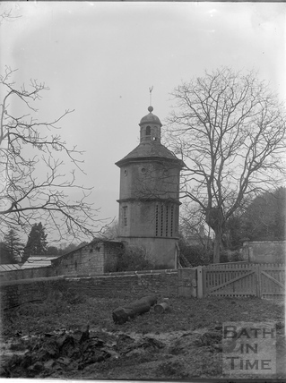 Dovecote, Widcombe Manor, Bath c.1903