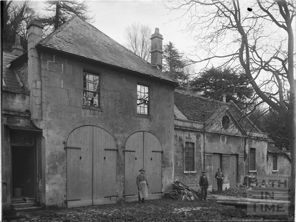 Stables, Widcombe Manor, Bath c.1903