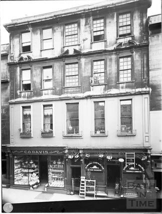 19 & 19a, Westgate Street, Bath c.1903