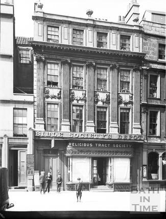 Marshal Wade's House, 14, Abbey Church Yard, Bath c.1903