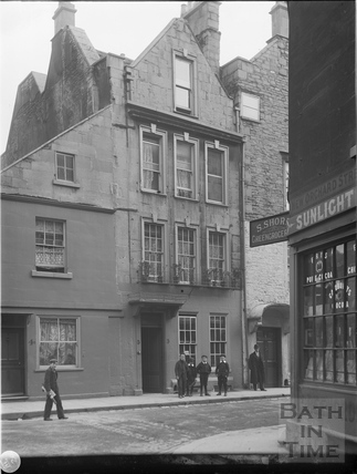 4a & 5, St. James's Street (South), Bath c.1903