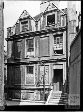 6, Chapel Court, Bath c.1903