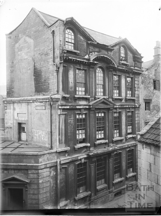Weymouth House National Schools, St. James's Street (South), Bath c.1903