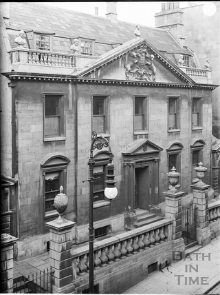 King Edward's School, Broad Street, Bath c.1903