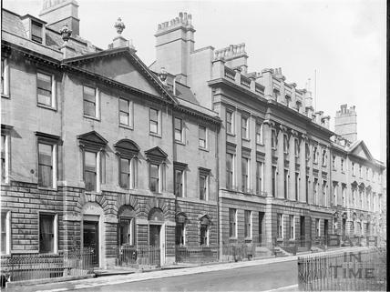 14 to 20, Queen Square, Bath c.1903