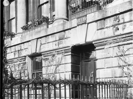 24, Queen Square, Bath c.1903