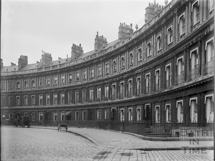 13 to 18, The Circus, Bath c.1903