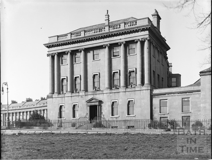 1, Royal Crescent, Bath c.1903