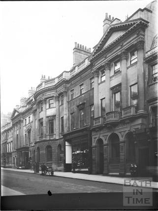 35 to 42, Milsom Street, Bath c.1903
