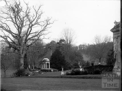 Gardens, Belcombe Brook, Bradford-on-Avon c.1903