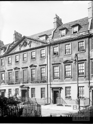 8 to 10, Westgate Buildings, Bath c.1903