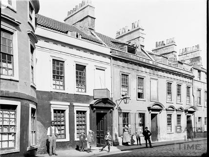 82 to 84, Avon Street, Bath c.1903