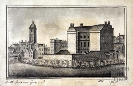 Bath Prison, Grove Street, Bath 1780