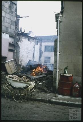 Morford Street demolition 9 Feb 1972