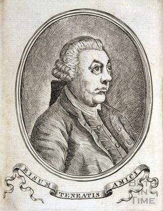 Francis Fleming 1771