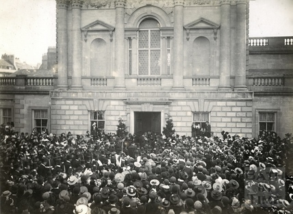 The Opening of the Pump Room Annex 1897