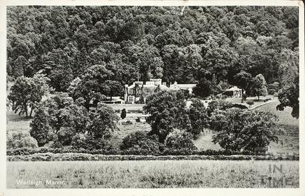 Warleigh Manor 1937