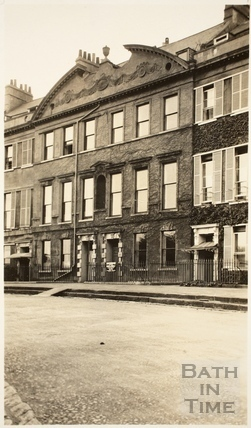 10 & 11, Somerset Place, Bath c.1930