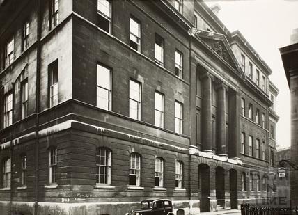 Royal United Hospital, Beau Street, Bath c.1950