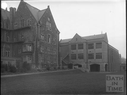 Royal School, Lansdown, Bath c.1925