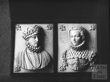 Stone Panel, Portraits c.1903