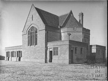 Haycombe Cemetery Chapel, Southdown, Bath c.1937