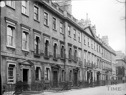 South Parade, Bath c.1903