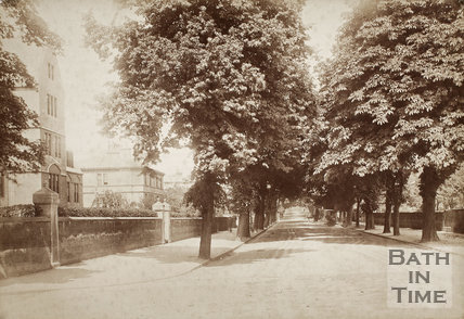 Pulteney Road, Bath 1895