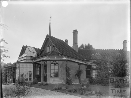 Mr. Goodridge's Bungalow, Upper East Hayes, Bath c.1903