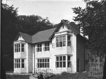 House at Limpley Stoke c.1903