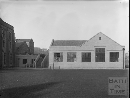 New classroom, Royal School, Lansdown, Bath c.1928