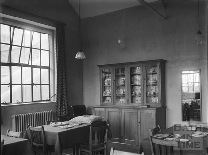 Classroom, Royal School, Lansdown, Bath c.1928