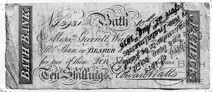 Bath Banknote c.1903