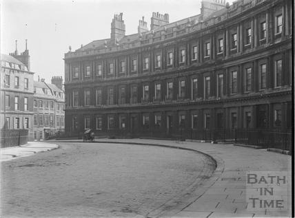 1 to 5, The Circus, Bath c.1903