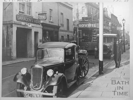 Walcot Street c.1937