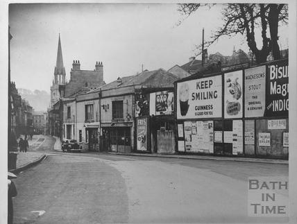 Walcot Street, Bath c.1945